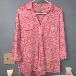Sonoma Long Sleeved Button Up